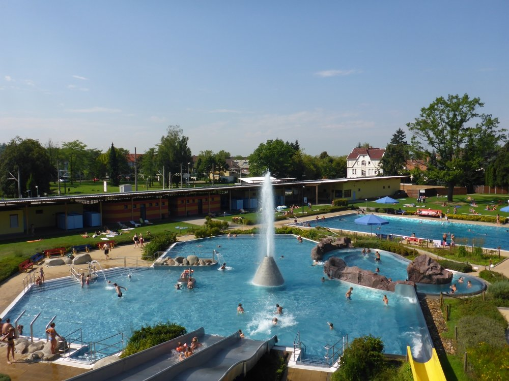 Albgau Freibad - Alle Becken