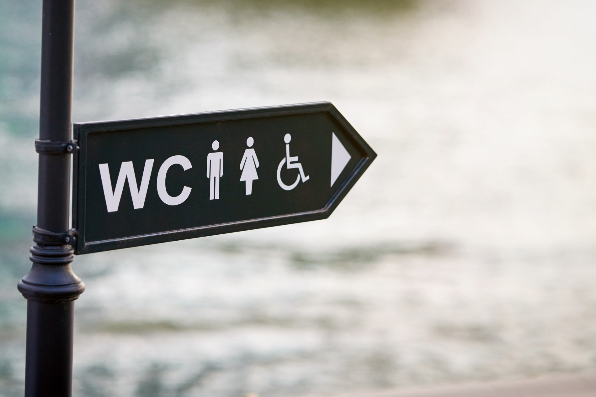 Öffentliche WC-Anlagen