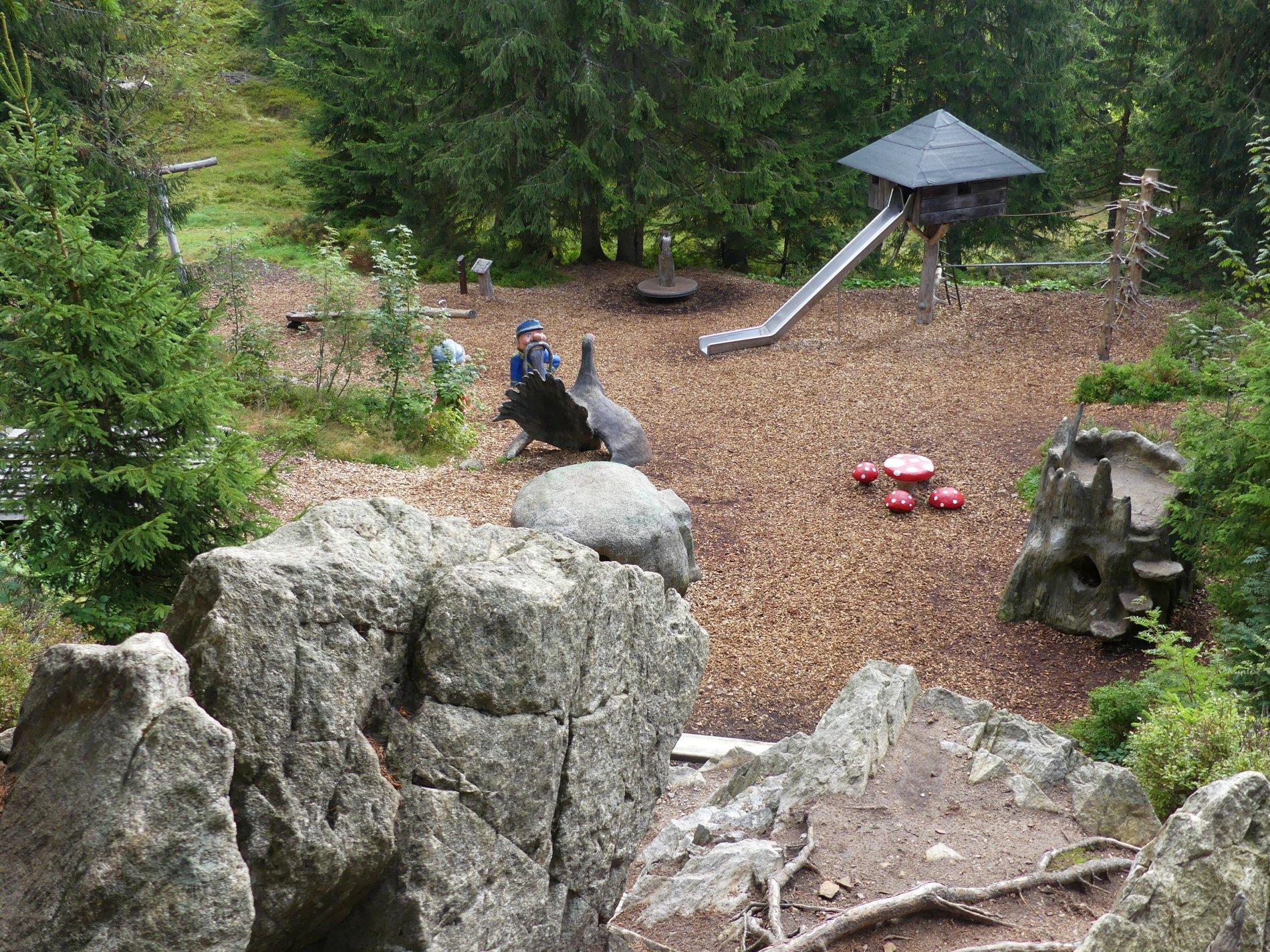 Wichtel-Spielplatz