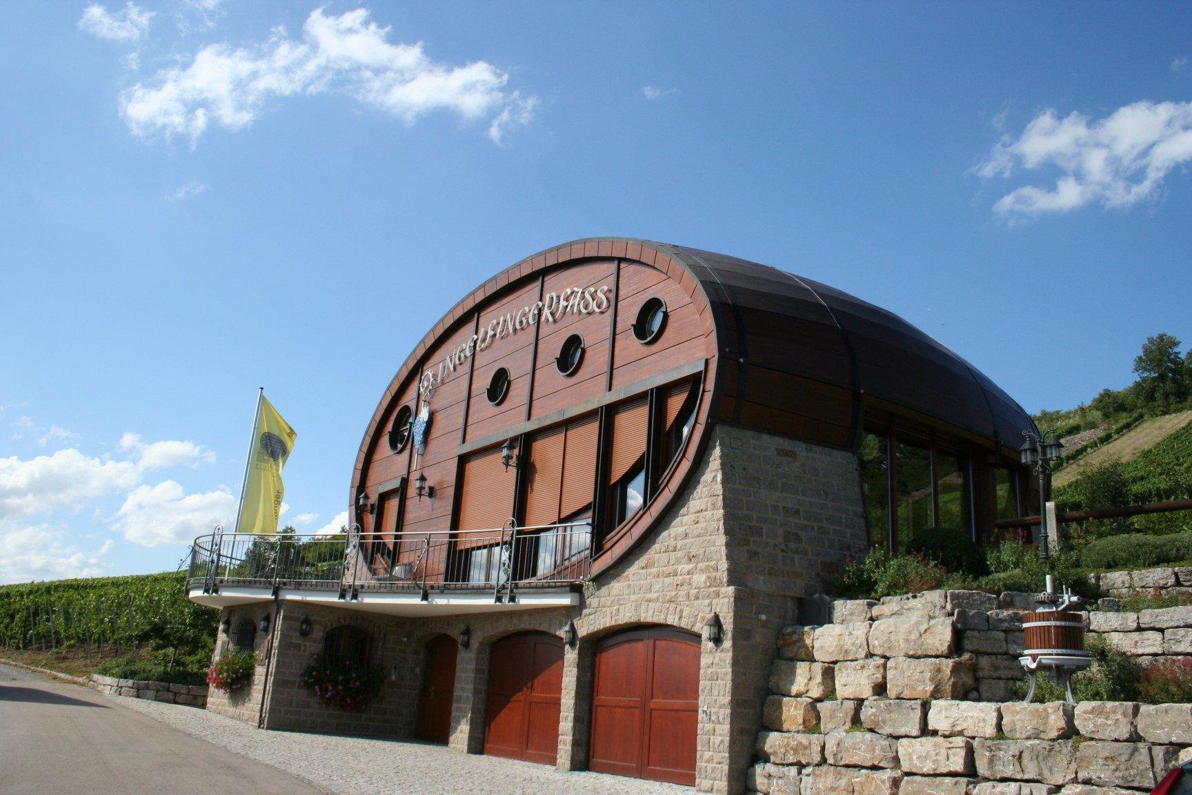 Kleines Weinbaumuseum in den Kochertaler Weinbergen