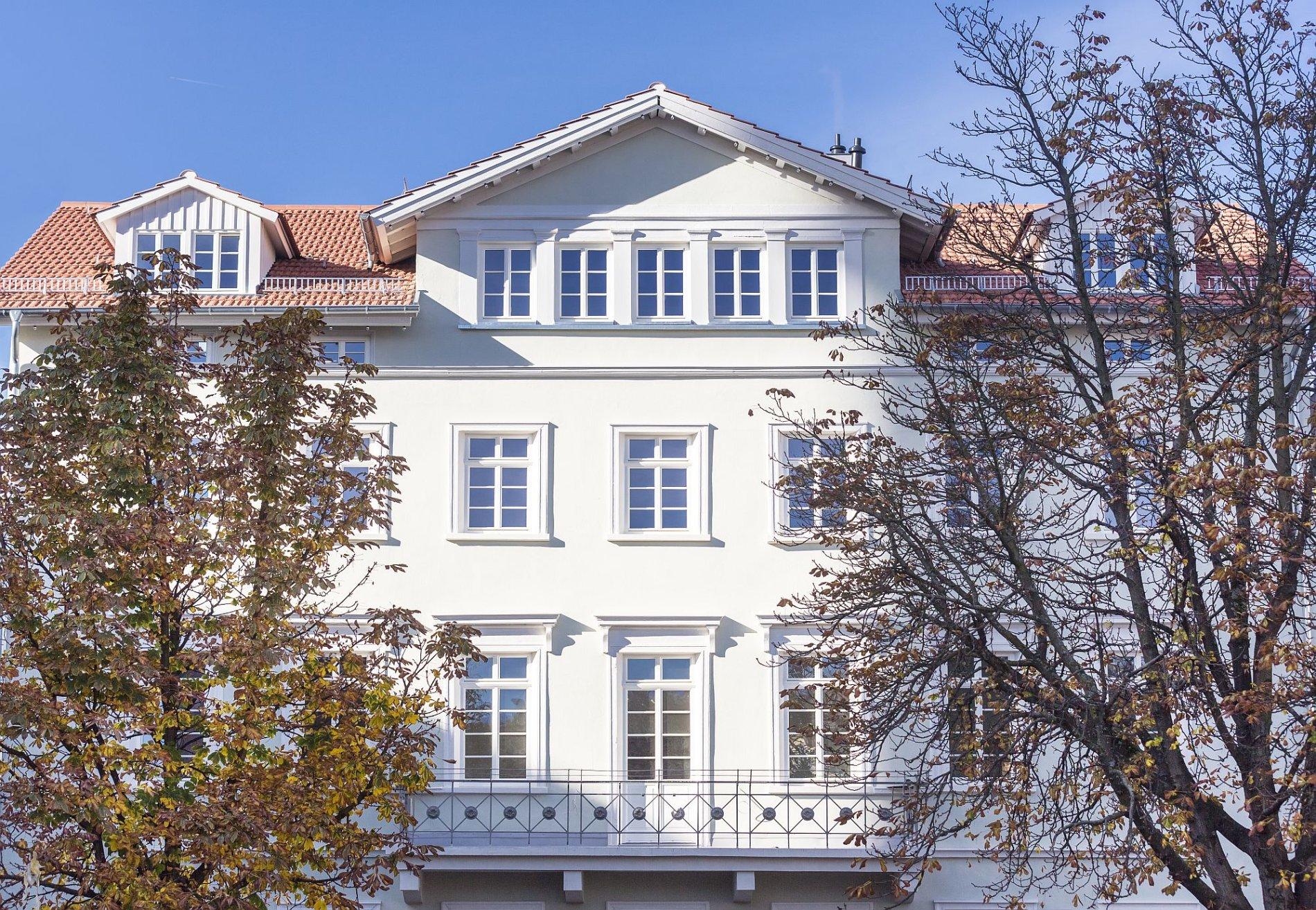 Die Esslinger Stadtinformation im Späth´schen Haus in Esslingen am Neckar