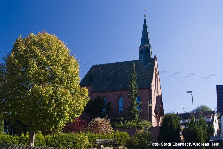 Kath. Kirche St. Marie Rosenkranzkönigin