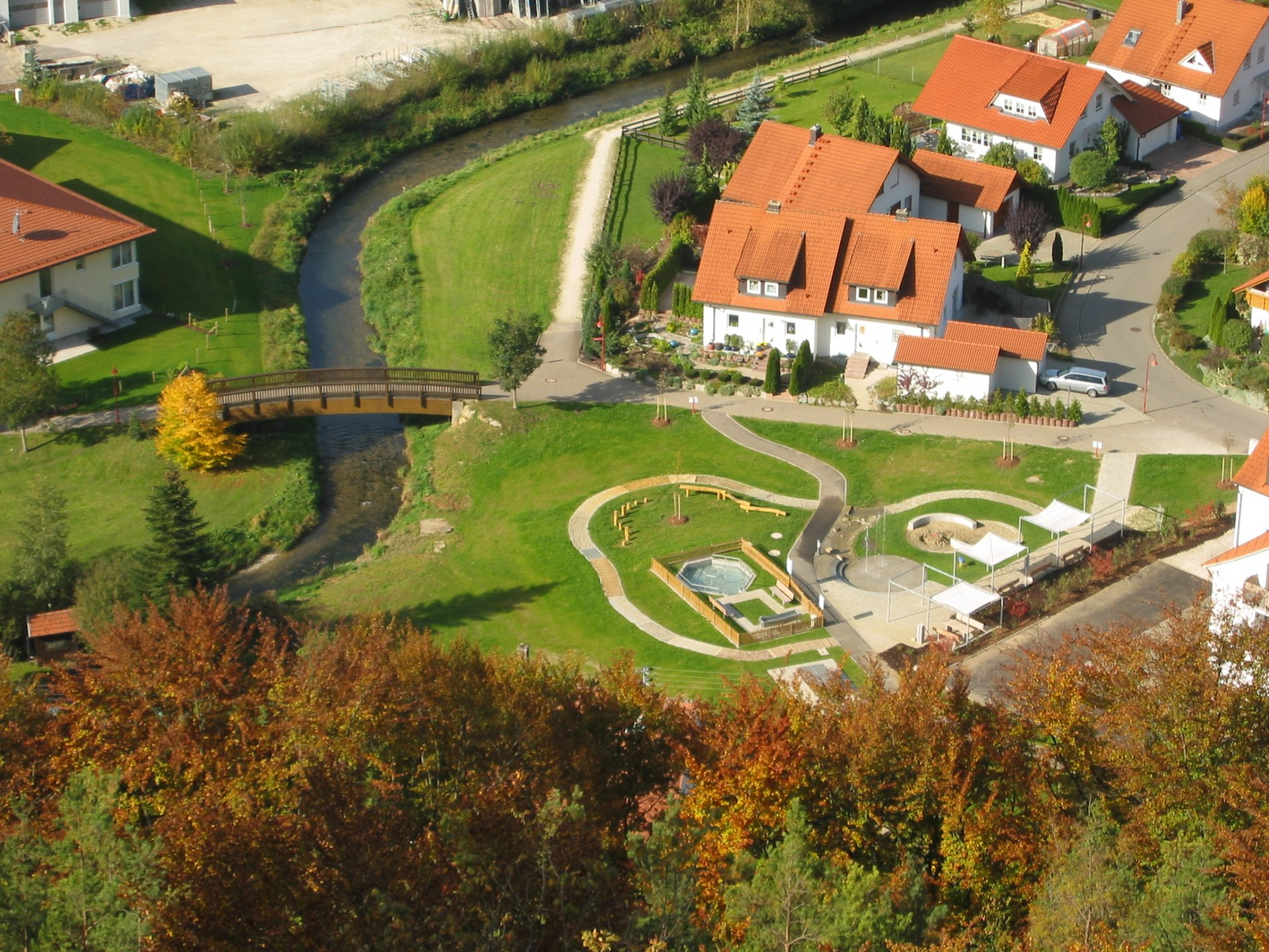 Bürgerpark Straßberg