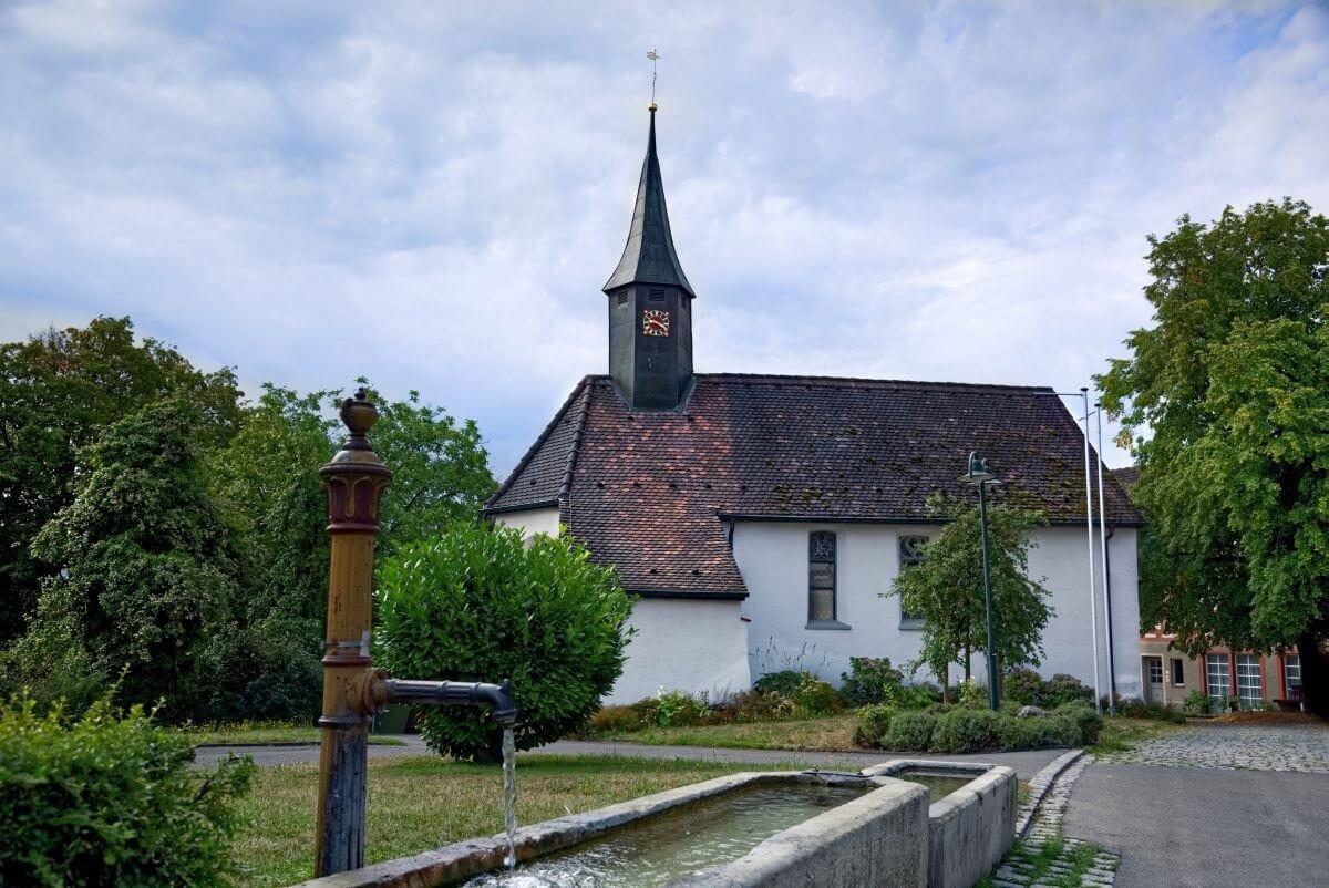 St. Mauritiuskapelle Gaienhofen