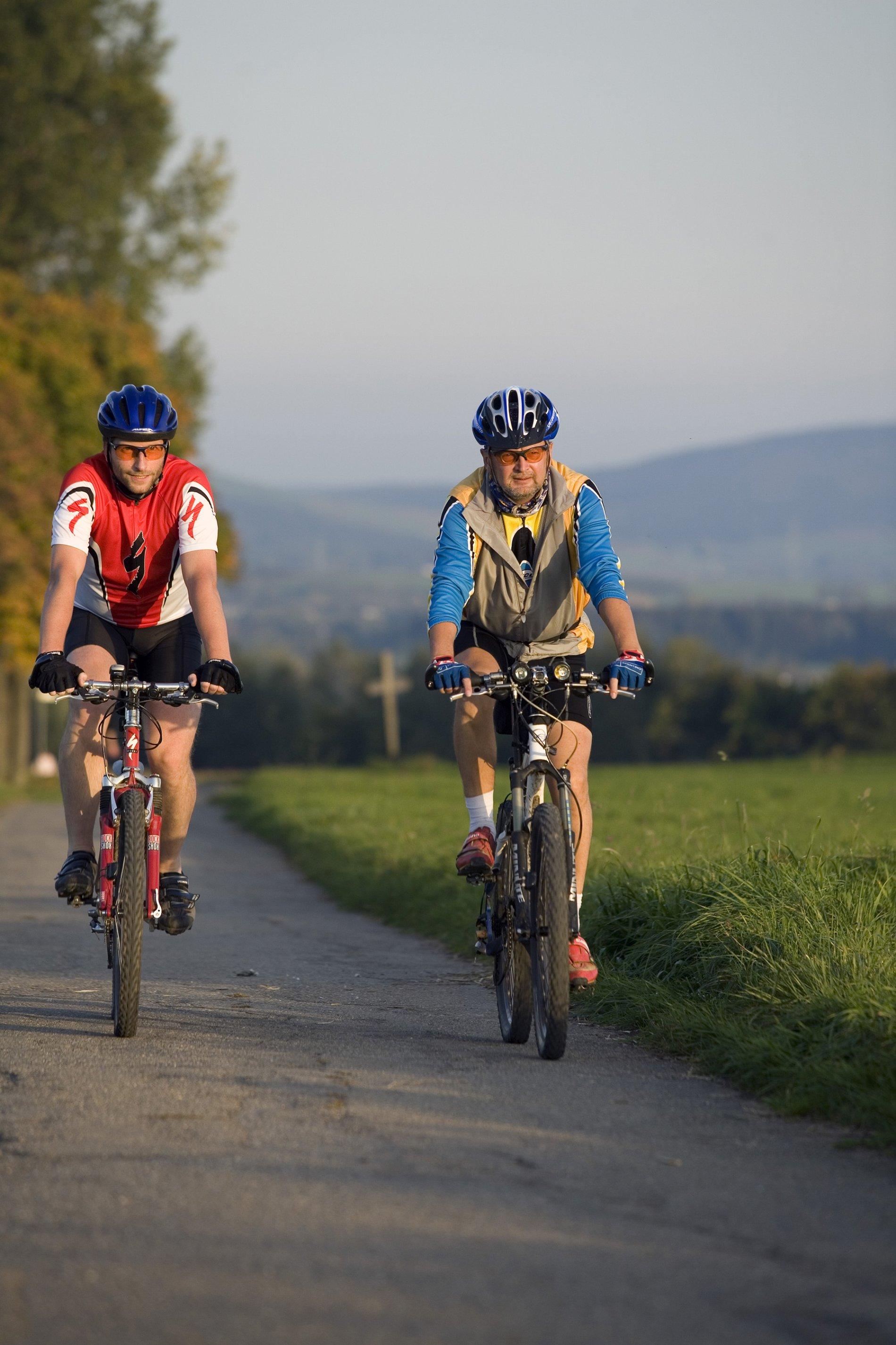 Radfahren in und um Donaueschingen