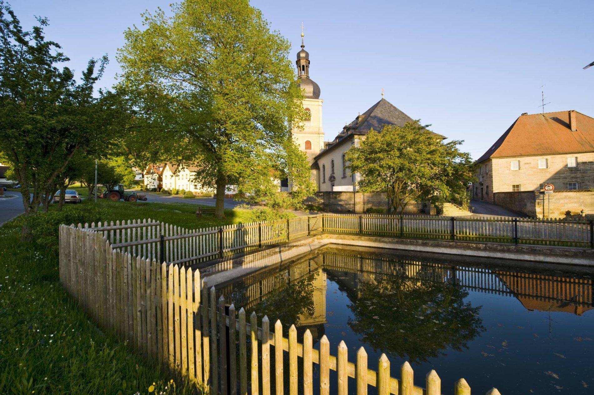 Wallfahrtskirche Glosberg