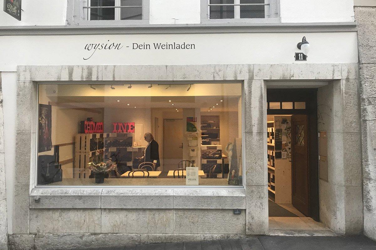 Wysion Solothurn aussen