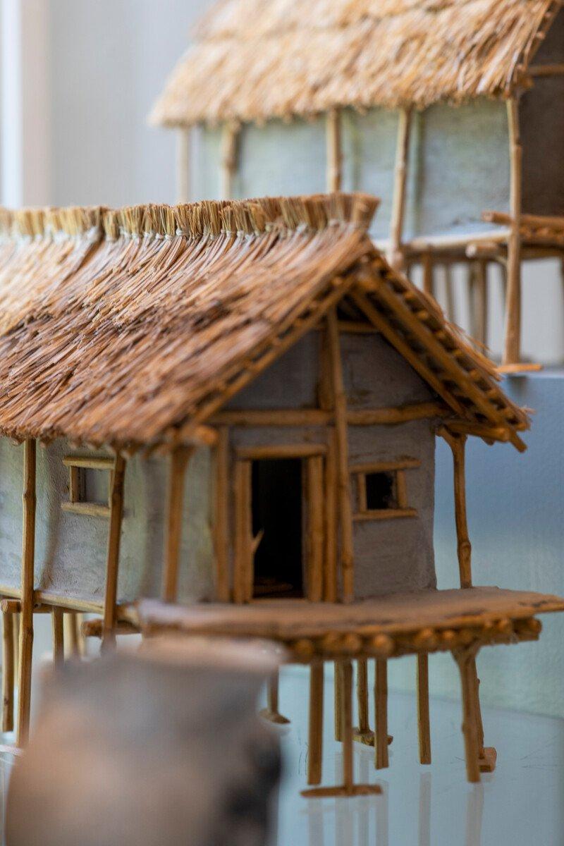 Häusermodelle