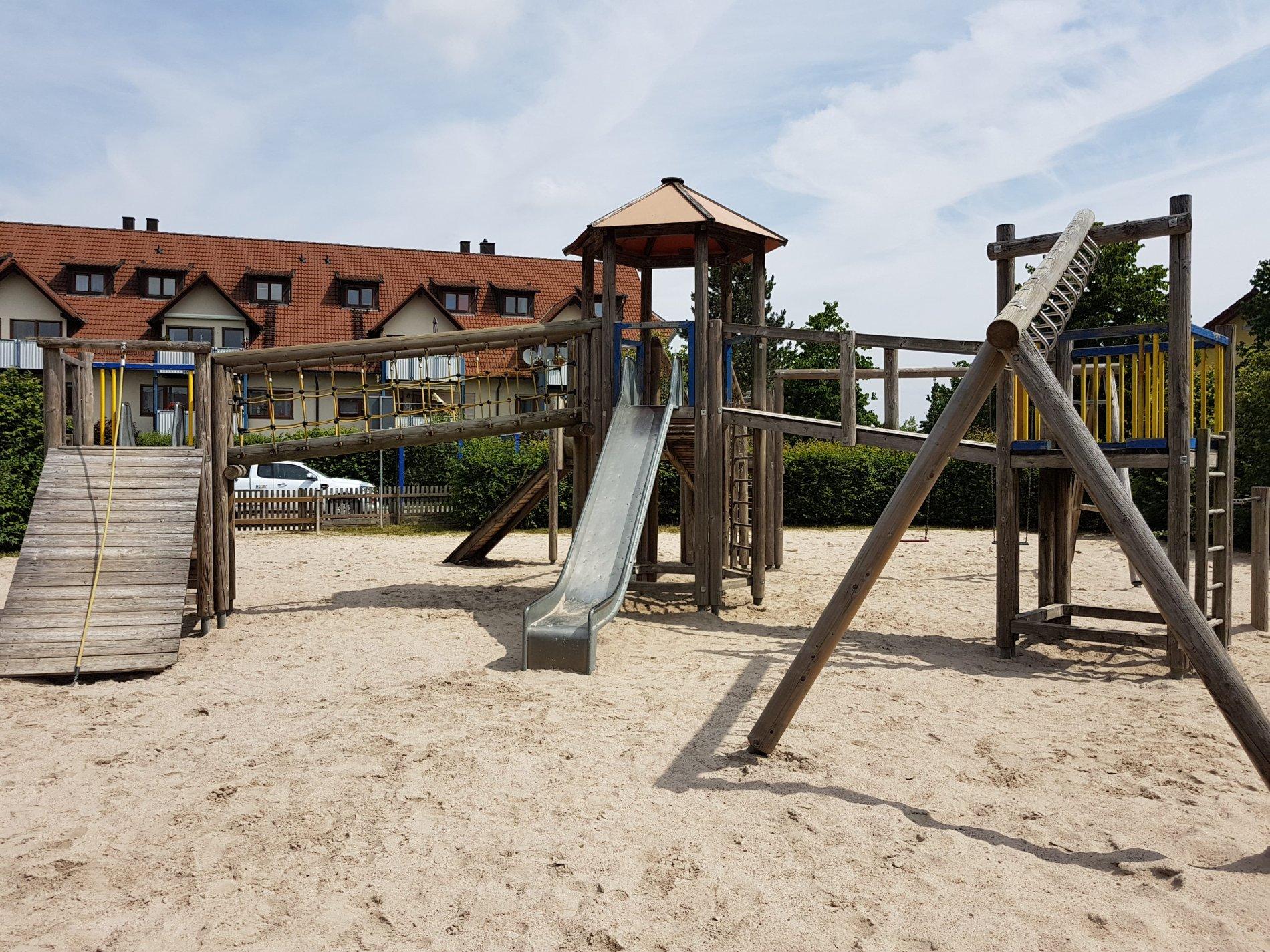 Spielplatz Stockochstraße