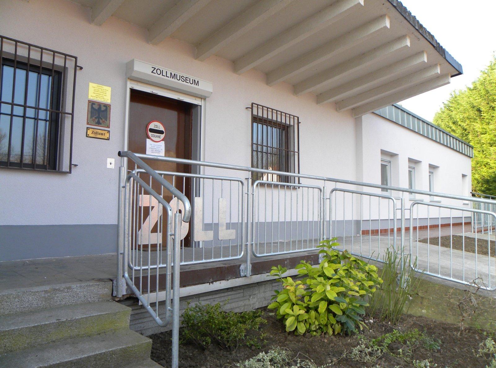 Zollmuseum in Habkirchen von Aussen