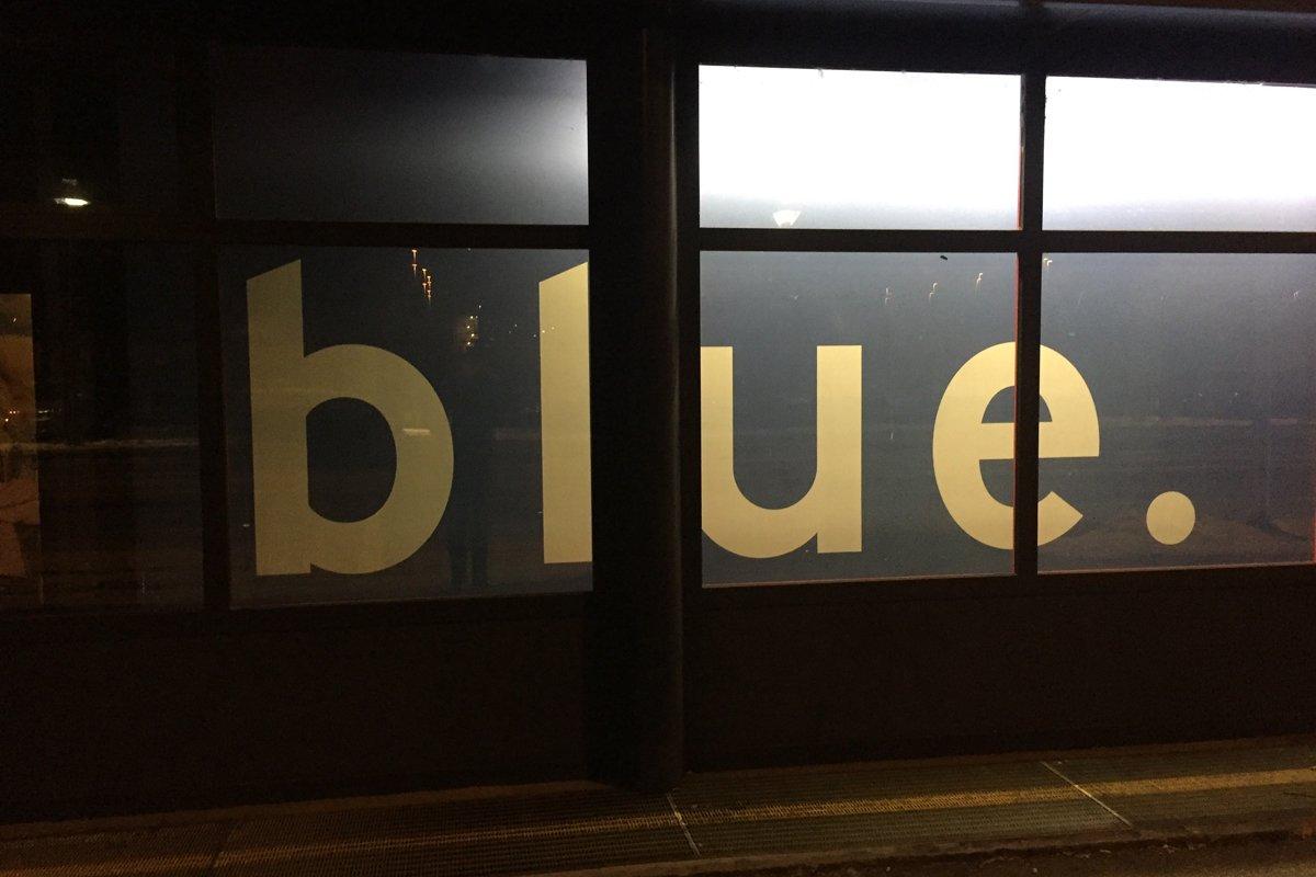 Kino Canva Blue