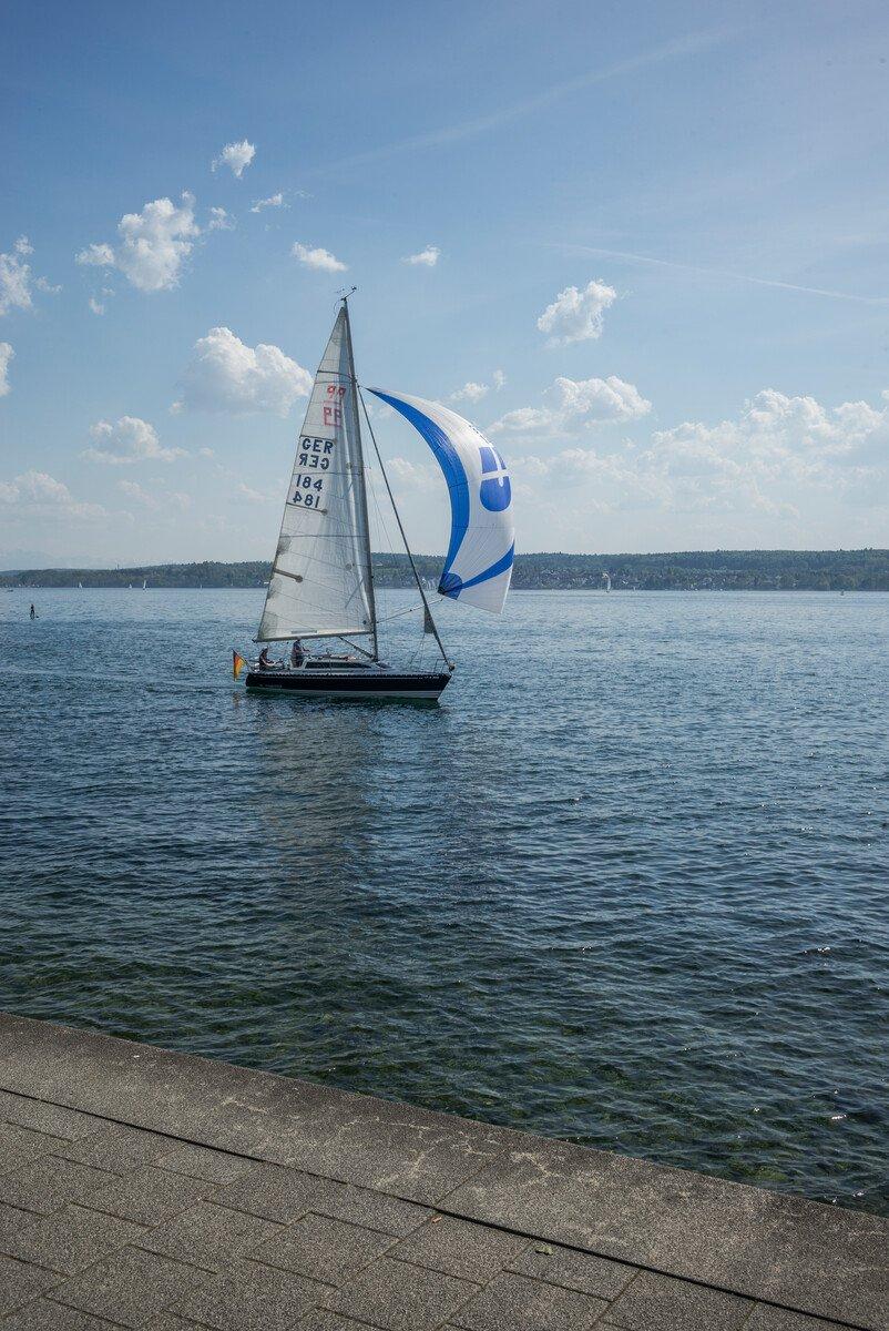 Überlingen am Bodensee Segelschule berlingen Raschewski