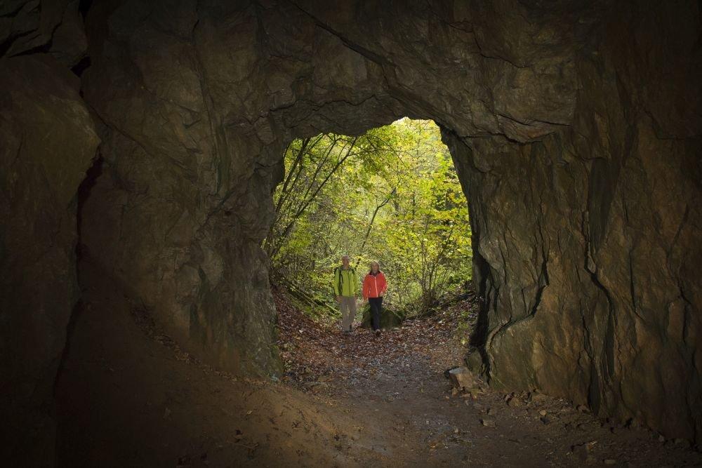Breitscheider Höhlentour
