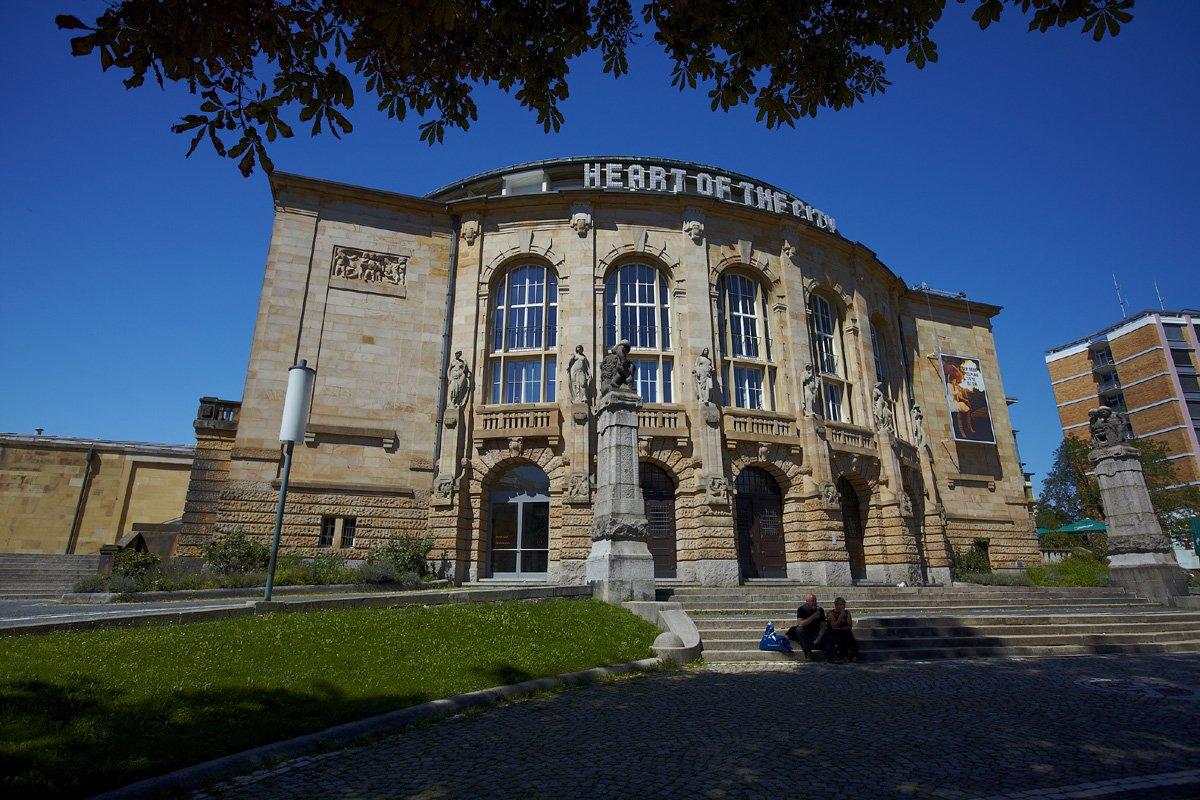Freiburg Stadttheater