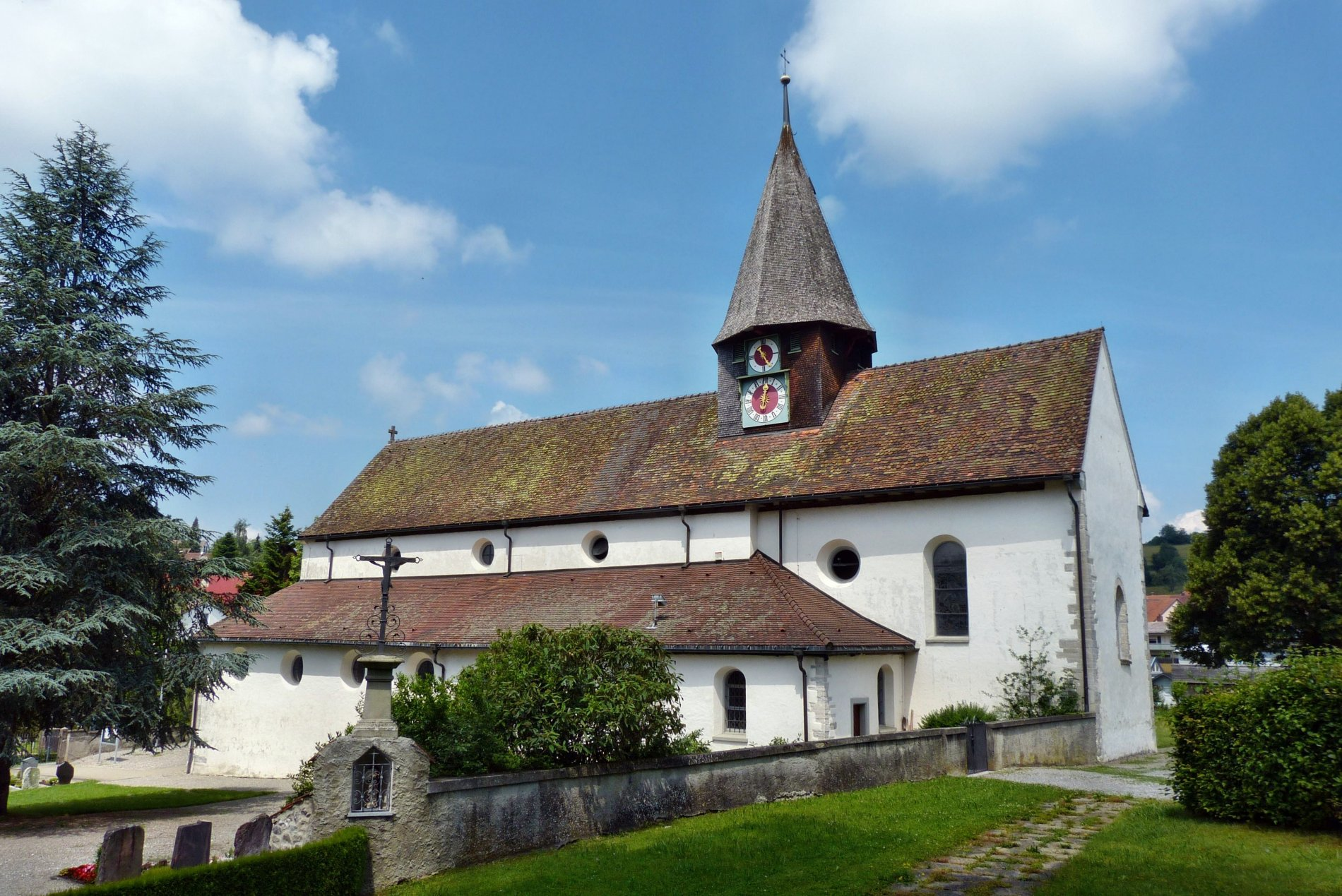 Wallfahrtskirche St. Genesius