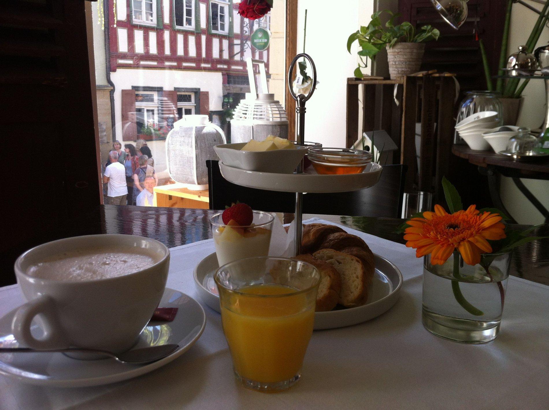Anna Blume Café | RadServiceStation Bad Wimpfen