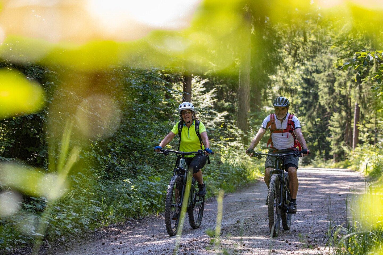 Spessart - E-bike Ladestation Rothenbuch
