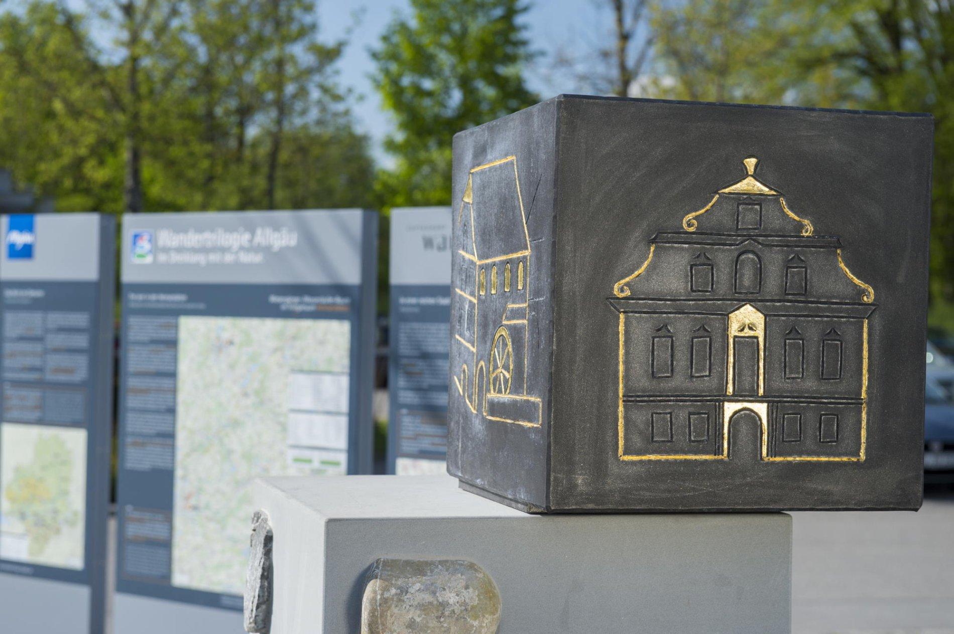 Rathaus, Wangen