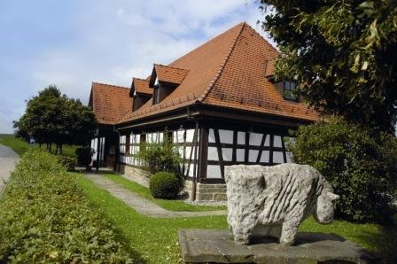 """Der """"Hagastall"""" in Weildorf"""