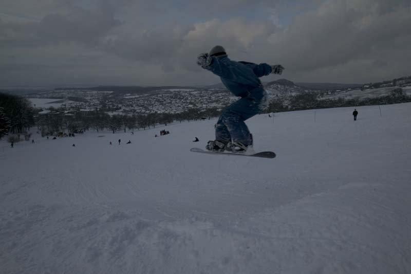 Skilift Bleiche