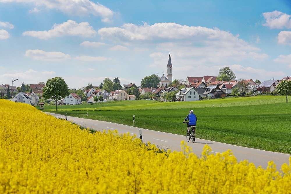 Ortsansicht von Wolfersdorf