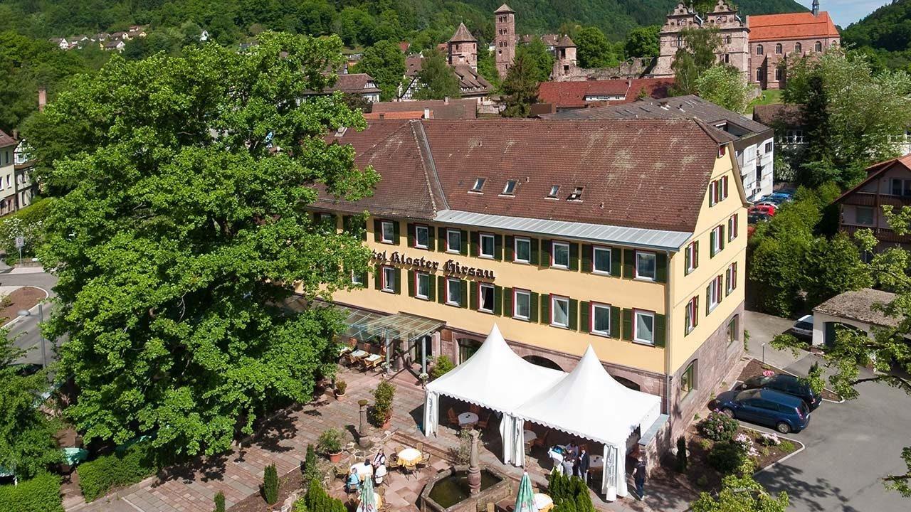 Genießen im Hotel Kloster Hirsau