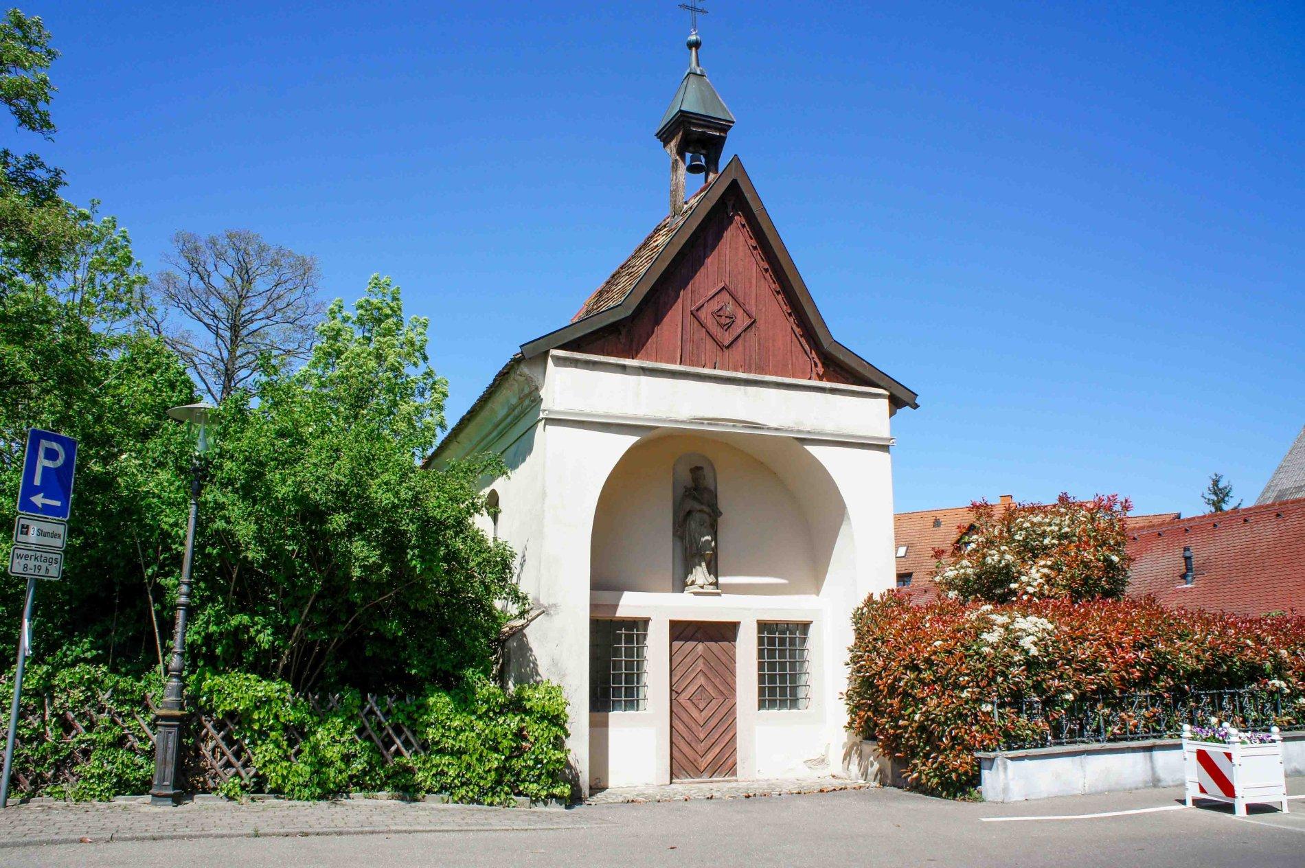 Außenansicht Nepomukkapelle
