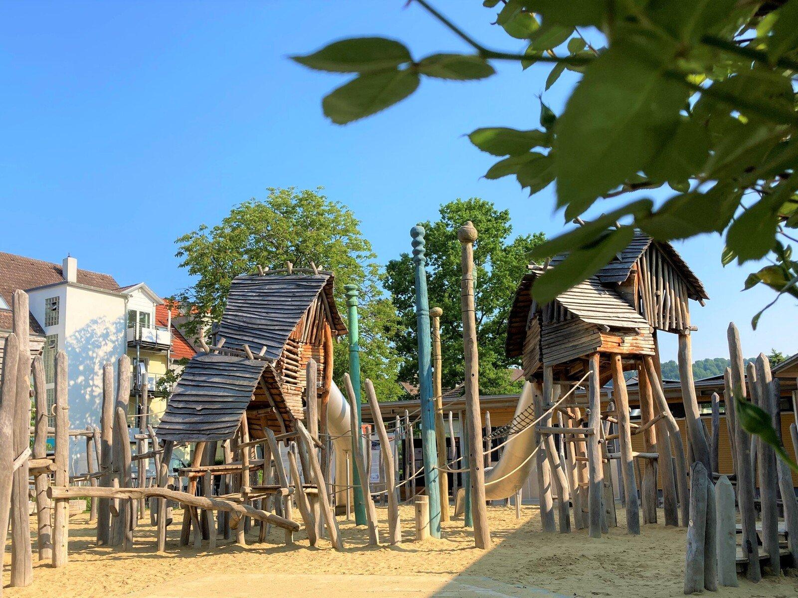 Welterbe-Abenteuer-Spielplatz Ludwigshafen