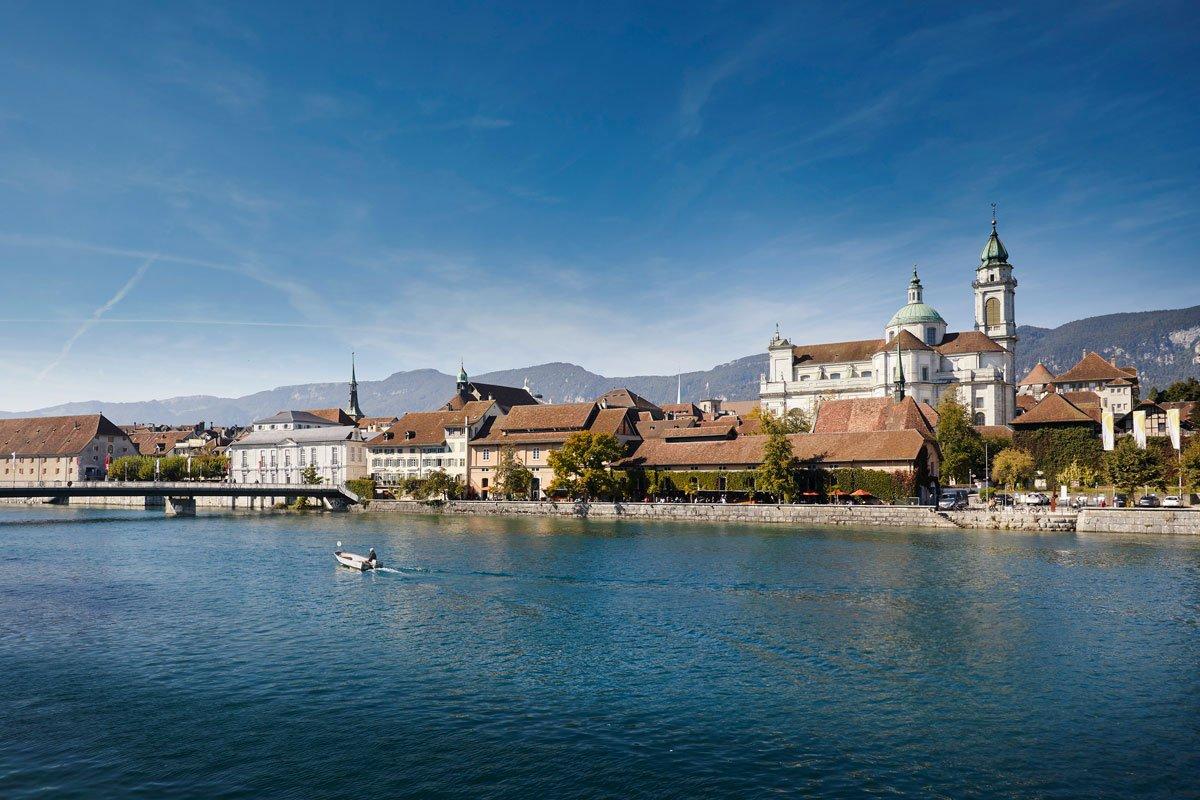 Bieltor Parking Solothurn