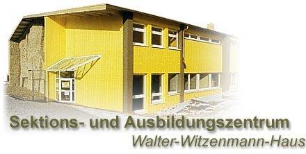 Sektions- und Ausbildungszentrum Pforzheim / Walter-Witzenmann-Haus