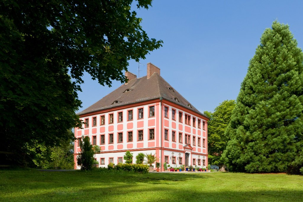 Schloss in Herrngiersdorf