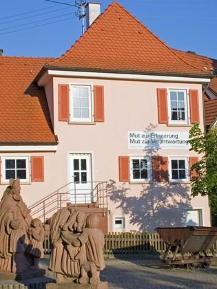 Museum Bisingen Frontansicht