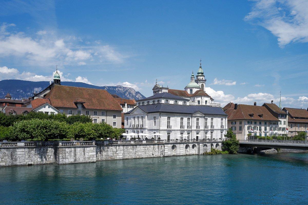 Palais Besenval Solothurn