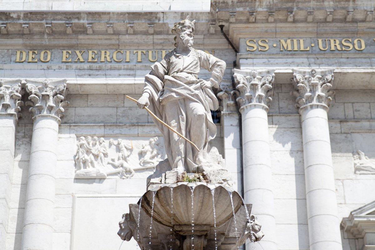 Moses-Brunnen