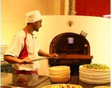 Mille Stelle Pizzaofen