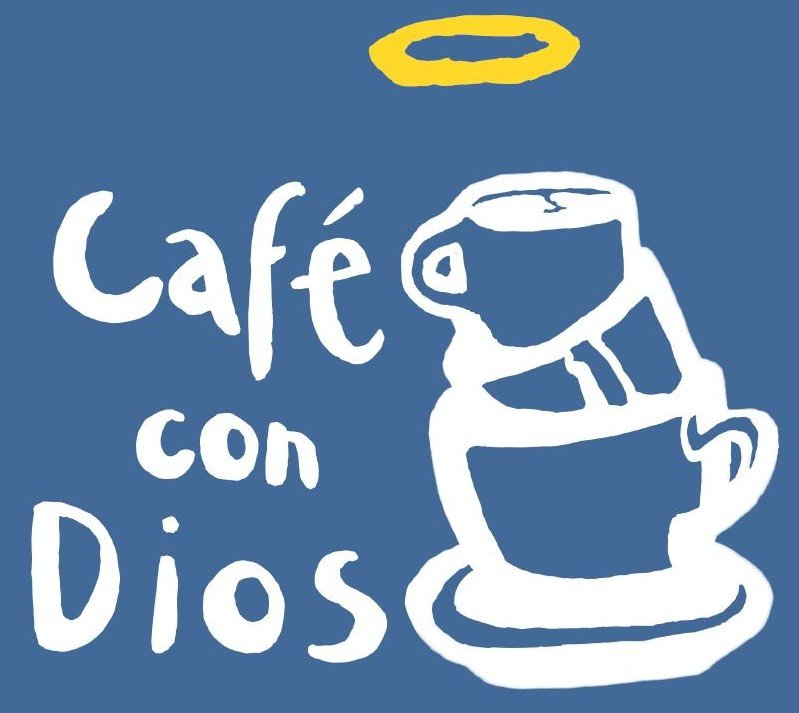 Café con Dios - im Garten