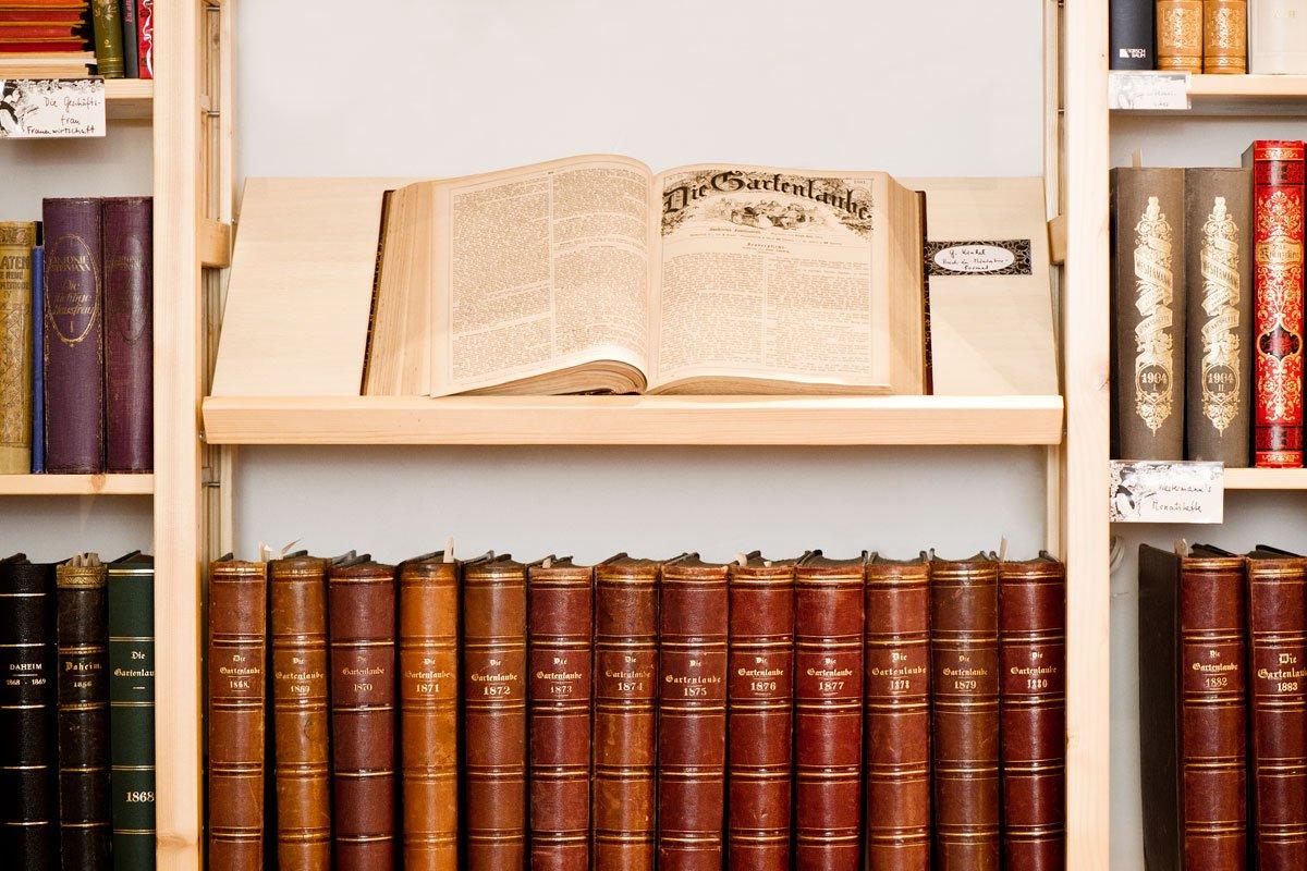 Kabinett für sentimentale Trivialliteratur