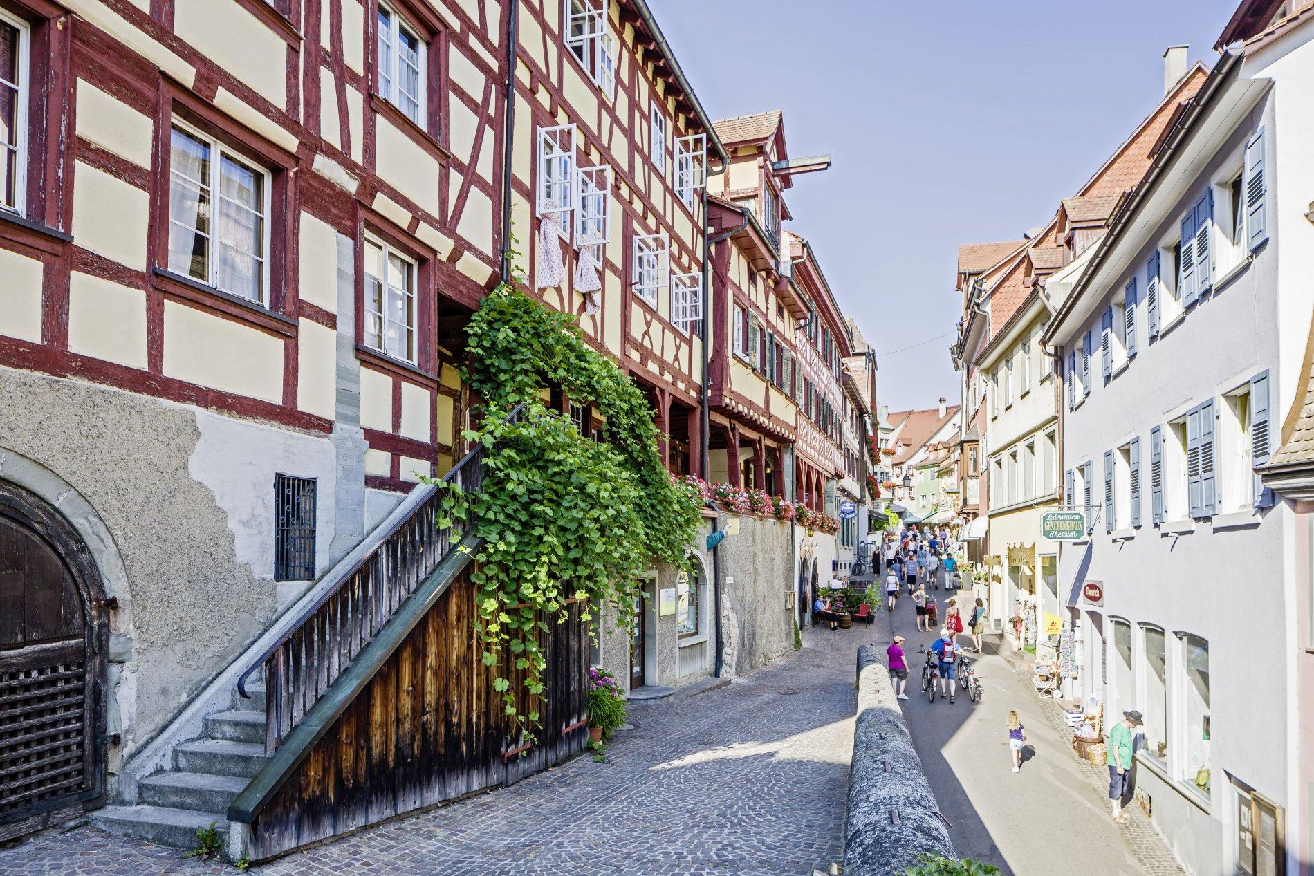 Einzelhandel Meersburg