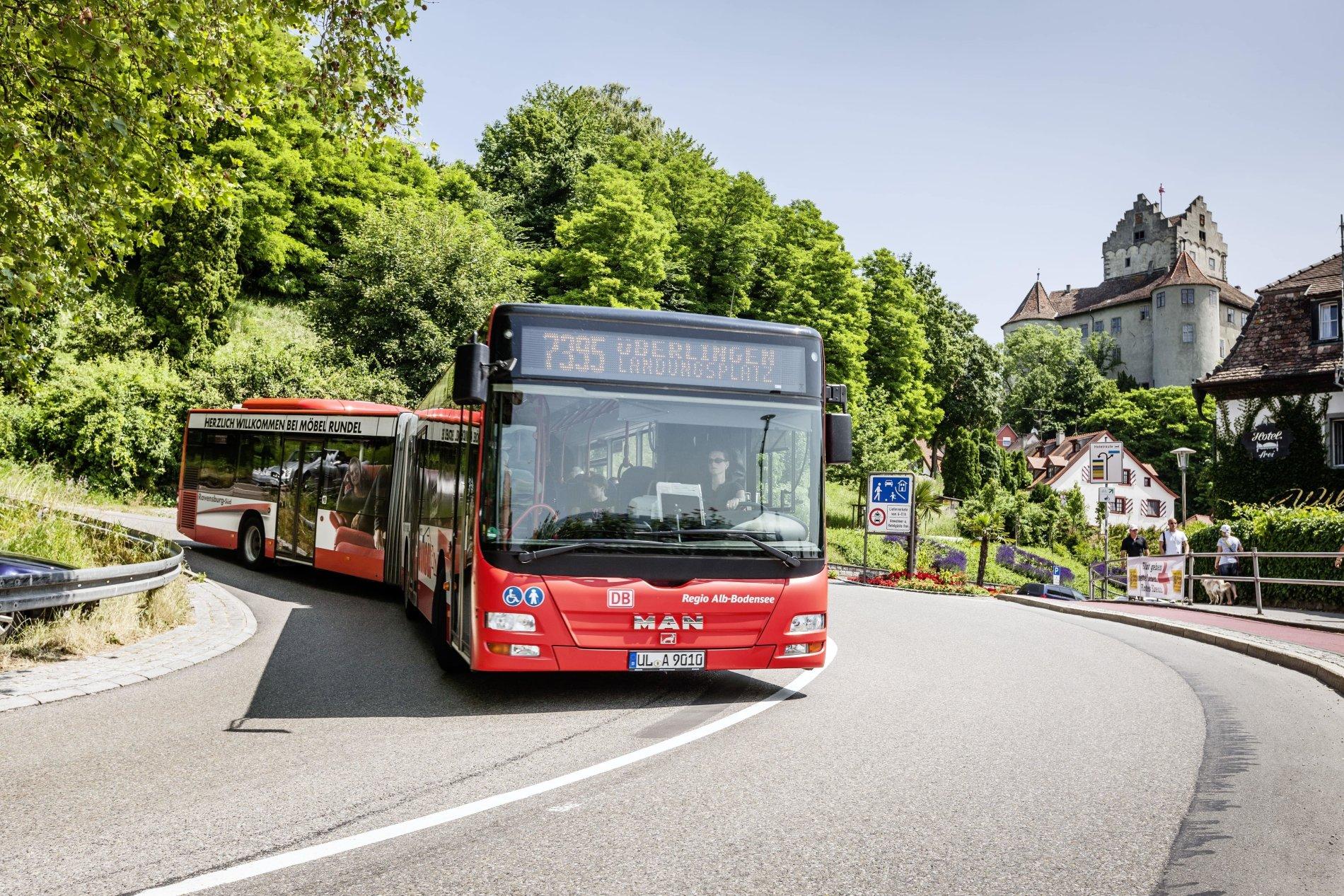 ÖPNV Meersburg