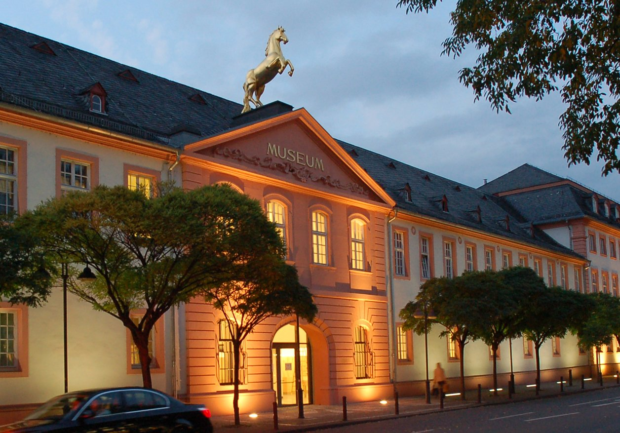Mainz - Landesmuseum