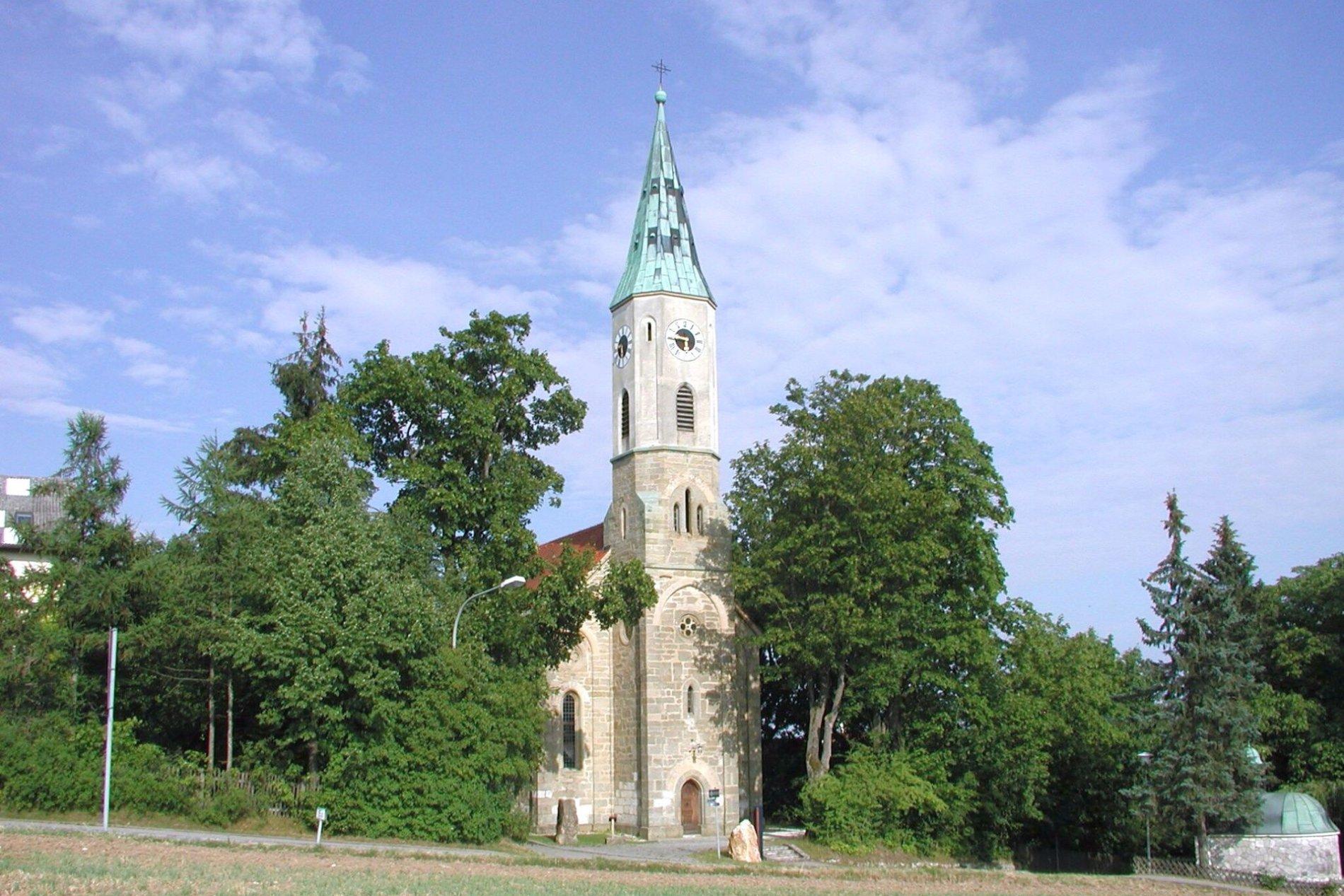 Alte Pfarrkirche St. Jakob in Ihrlerstein bei Kelheim