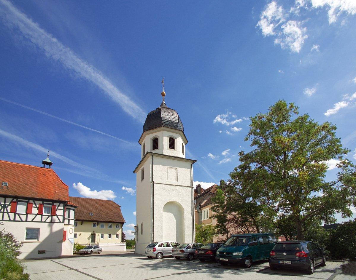 Wendelinusturm Bad Friedrichshall-Jagstfeld