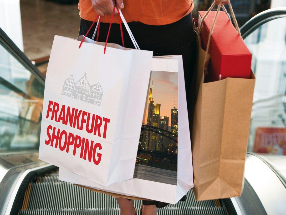 Einkaufen in Frankfurt