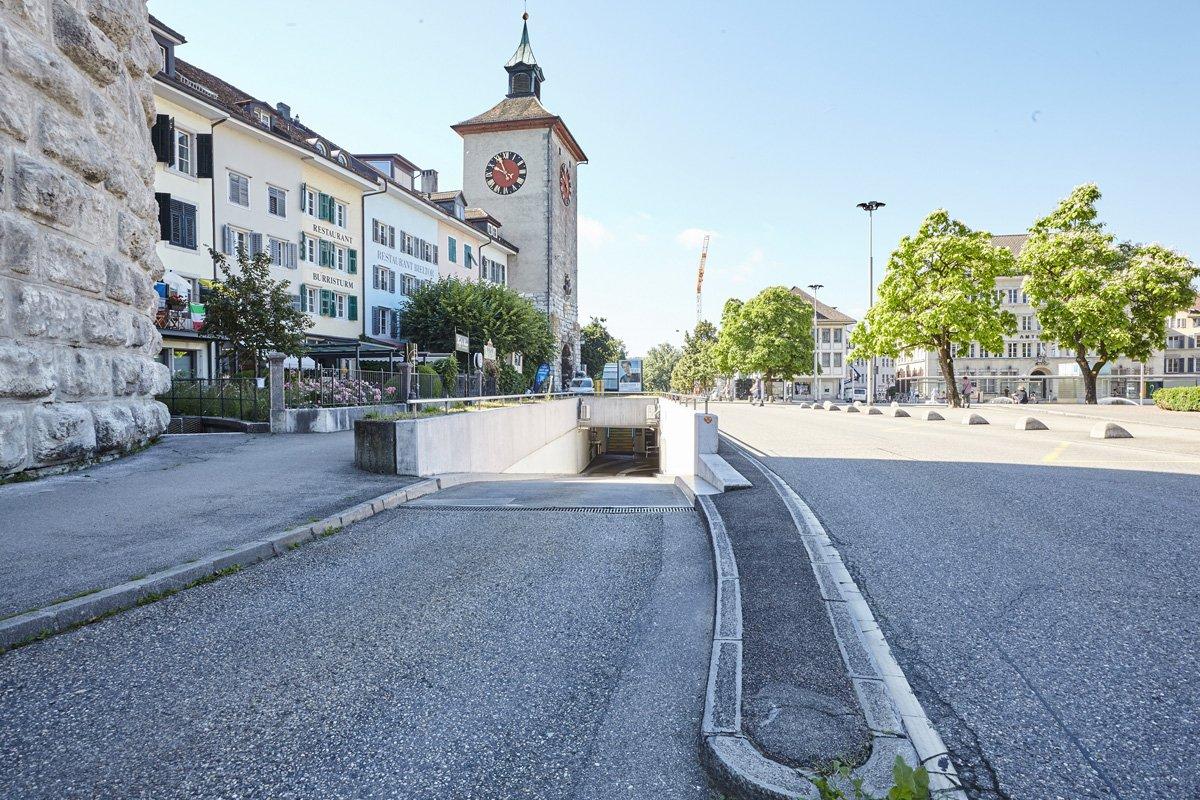 Parkhaus Bieltor, Solothurn