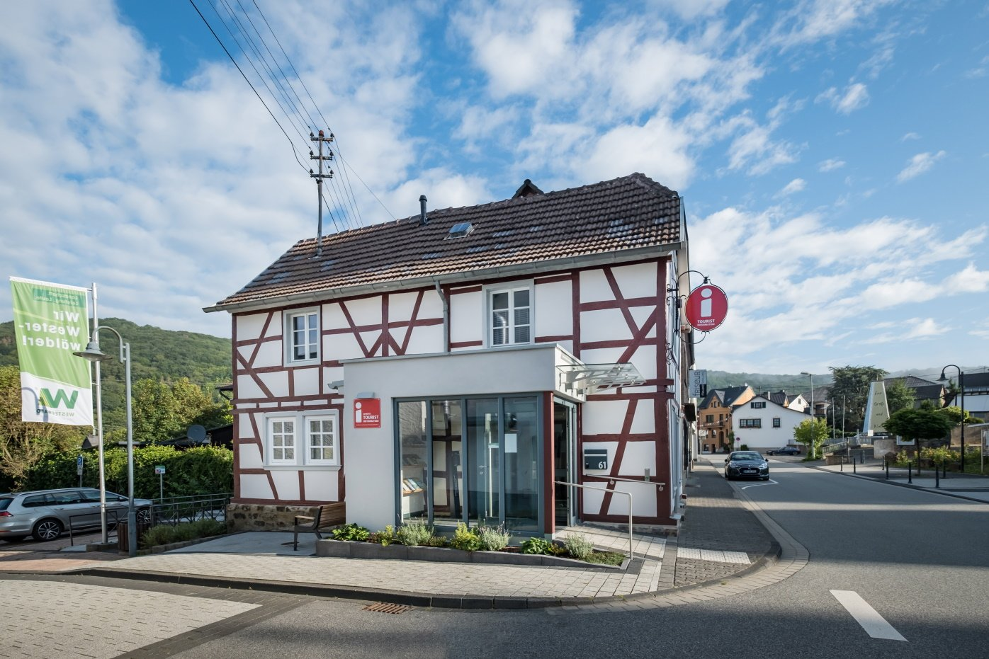 Touristinformation Waldbreitbach