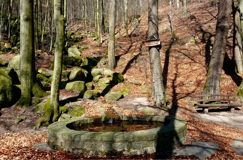 Nibelungenbrunnen