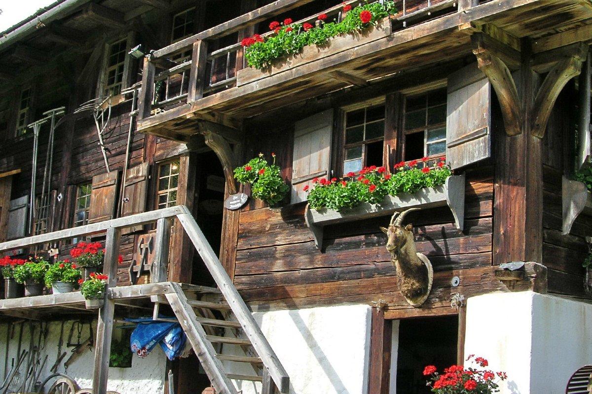 Öhlermühle Eingang