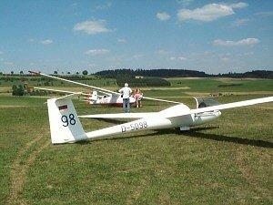 Segelflugplatz Reiselfingen