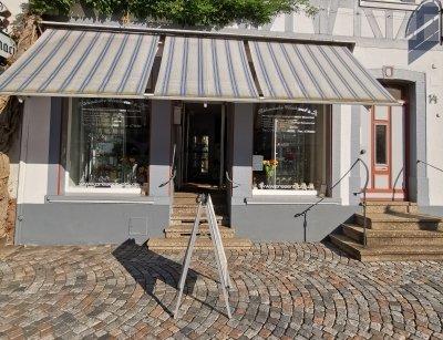 Boehmische Glaskunst - Wolfach - Geschäft in der Innenstadt Wolfach