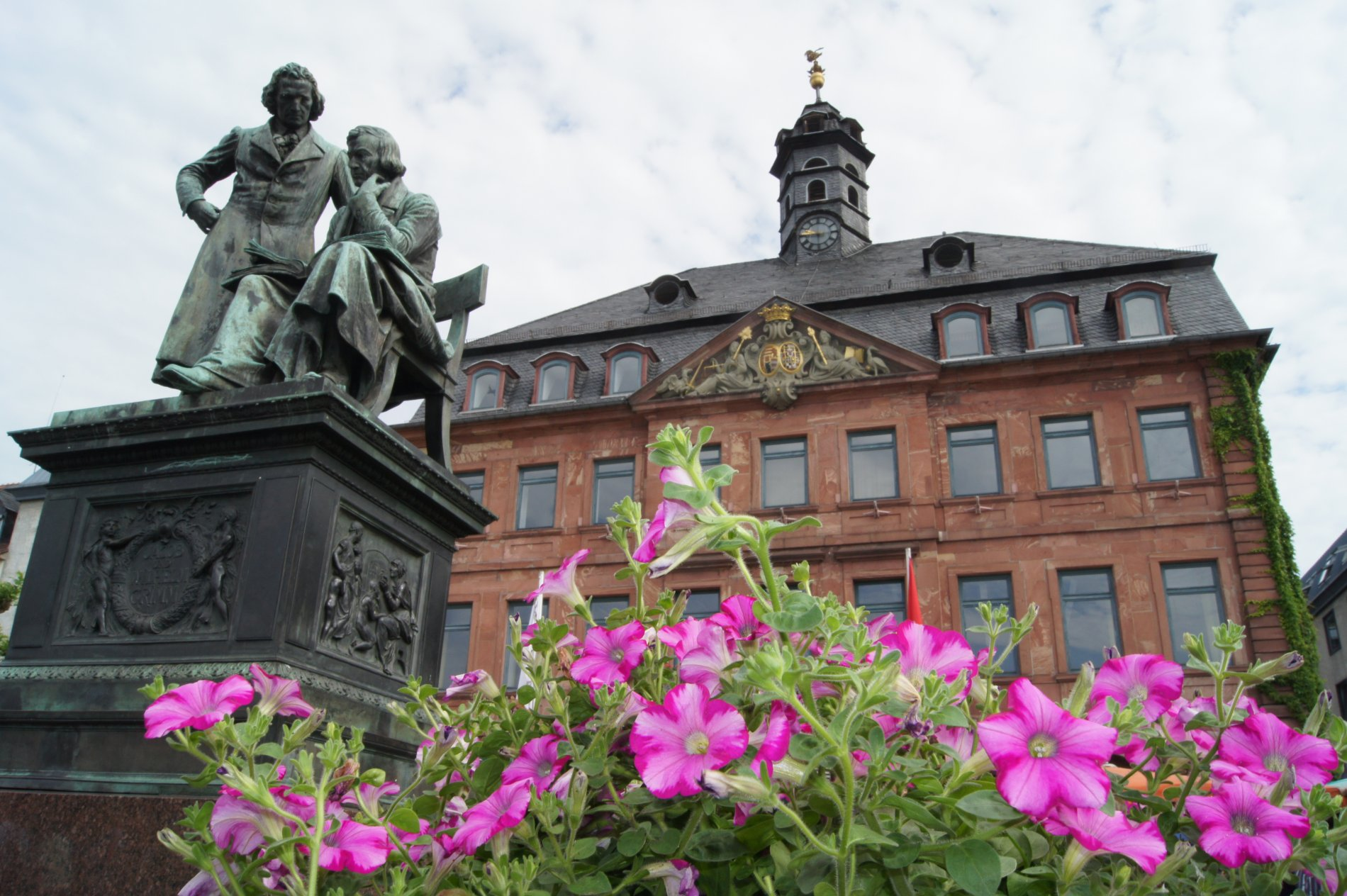 Brüder Grimm Nationaldenkmal